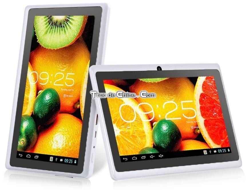 Tablette de chine tactile pas cher smartphone - Tablettes tactiles pas cheres ...